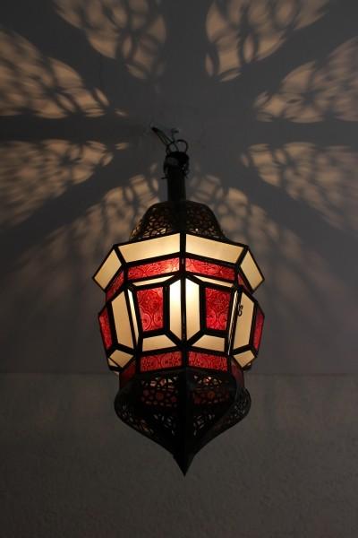 Deckenlampe Tanger Rot