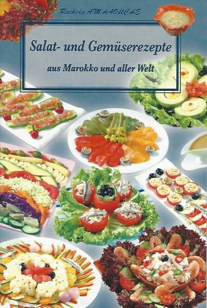 Salat- Gemüserezepte aus Marokko und aller Welt