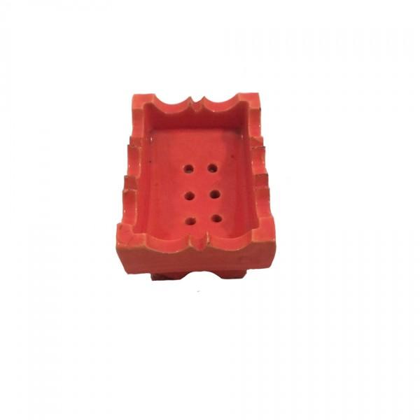 Seifenschale Seifenspender Marrakesch Simple-Orange