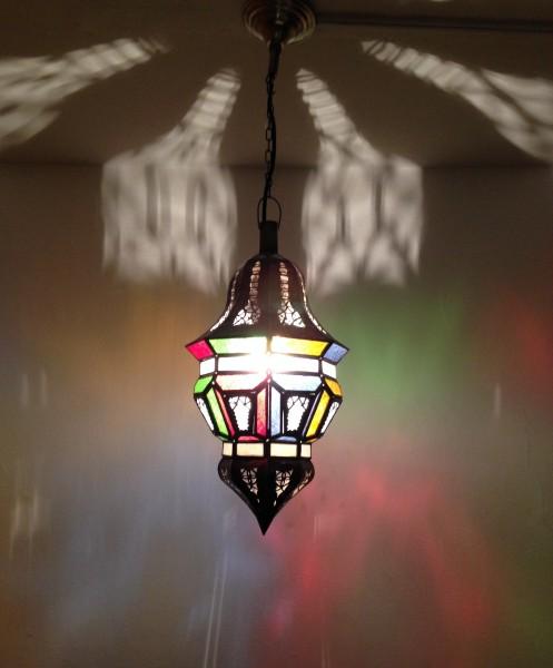 Deckenlampe Tanger Bunt 48cm