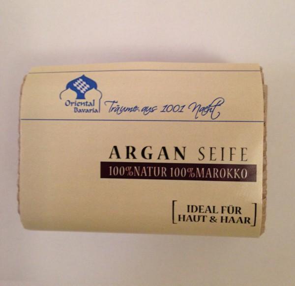 Marokkanische Argan Seife