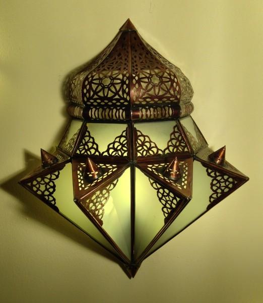 Orientalische Wandlampe Fadwa