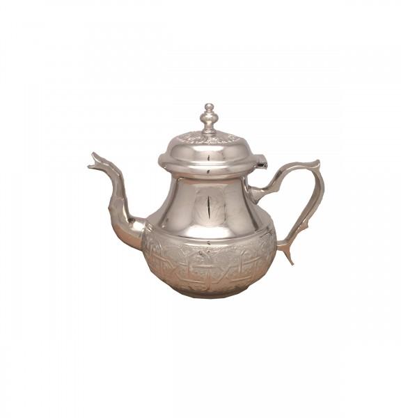 Marokkanische Teekanne Fes Ohne Beine