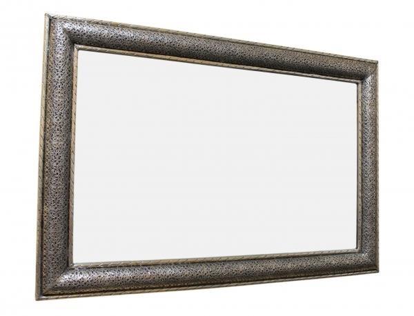 Orientalische Spiegel Marrakesch ohne Leder